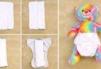 6 Ways to Fold a Prefold Cloth Diaper