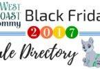Mom and Kids #BlackFriday 2017 Sale Directory